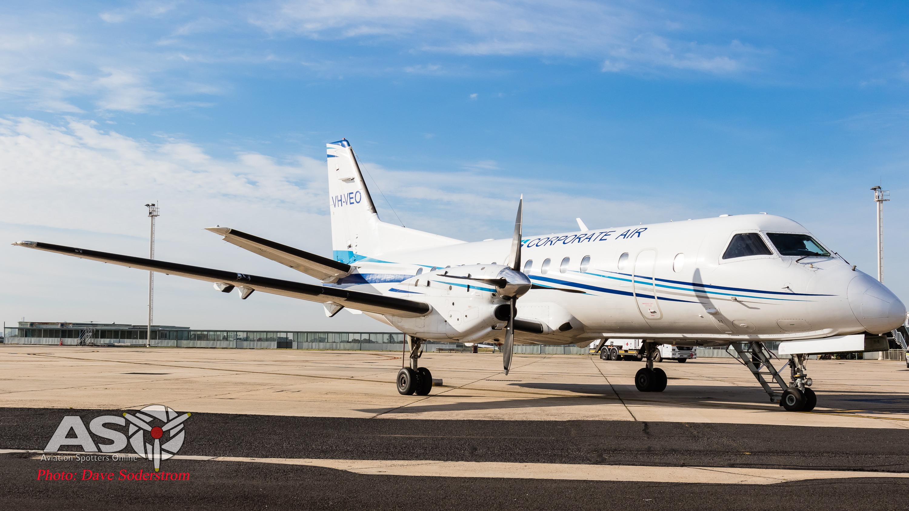 Fly Corporate Air expands its Essendon Fields services.