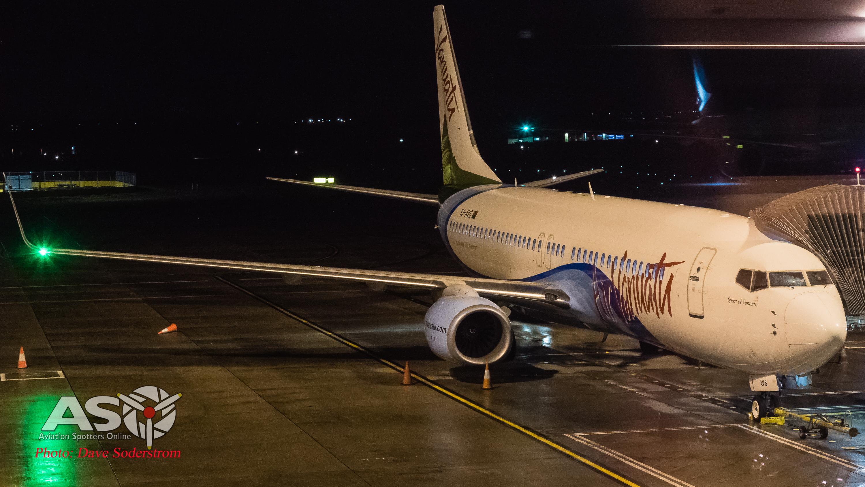 Air Vanuatu returns to Melbourne Airport