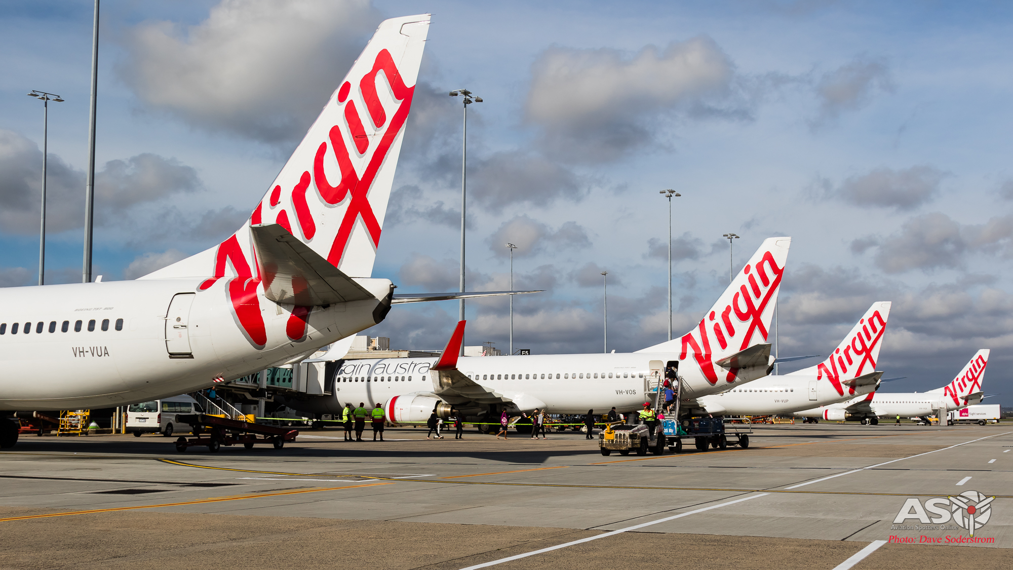 Virgin Australia, the evolving airline.