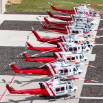 Kestrel's medium firefighting fleet ready for action