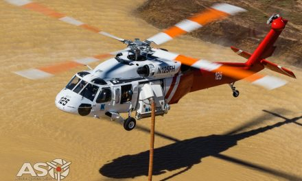 Firehawk 1, a new tool added to the Kestrel Aviation Aerial Fire Fighting Toolbox