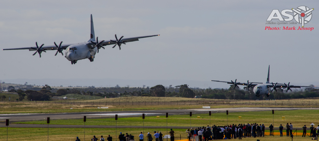 Royal Australian Air Force Air Mobility Group Avalon 2015