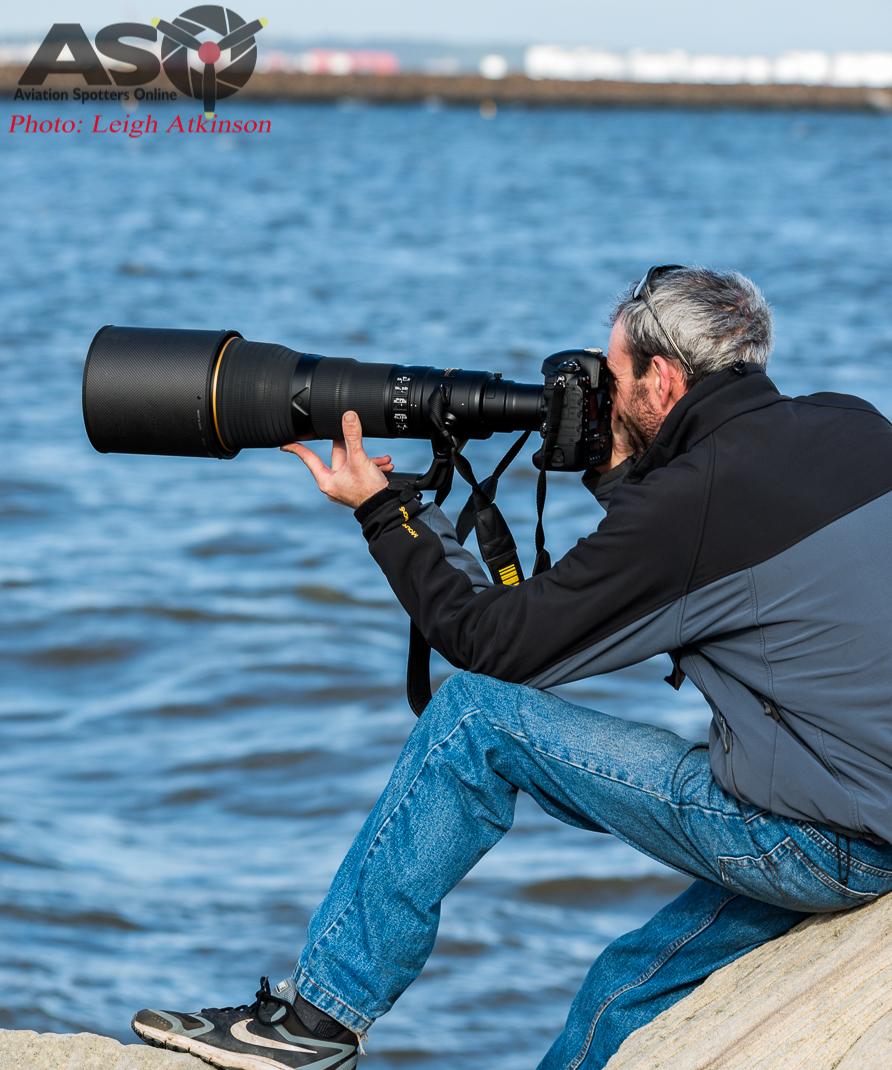 Nikkor 800mm f/5.6E FL ED VR test shoot