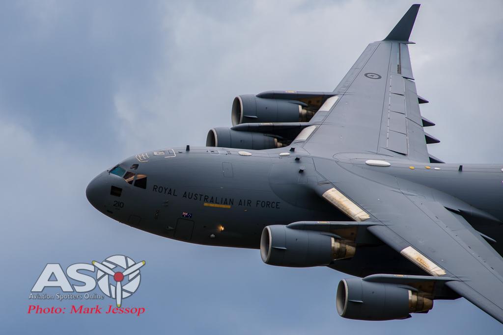 Final C-17A Globemaster arrivals