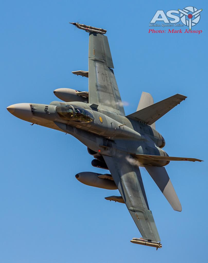 3 Squadron Centennial Dedication Service Canberra