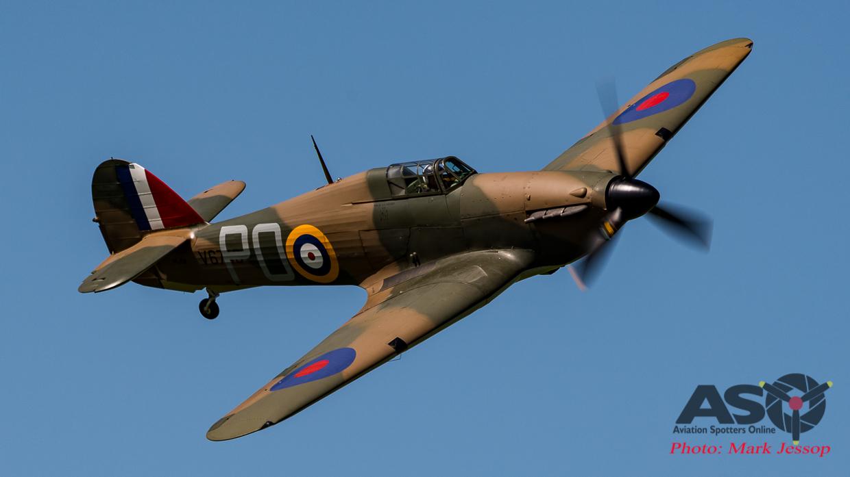 Hawker Hurricane Flies Again.
