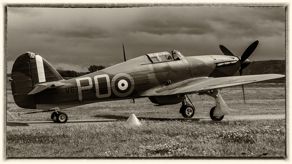 Hurricane Public Open Day at Scone NSW.