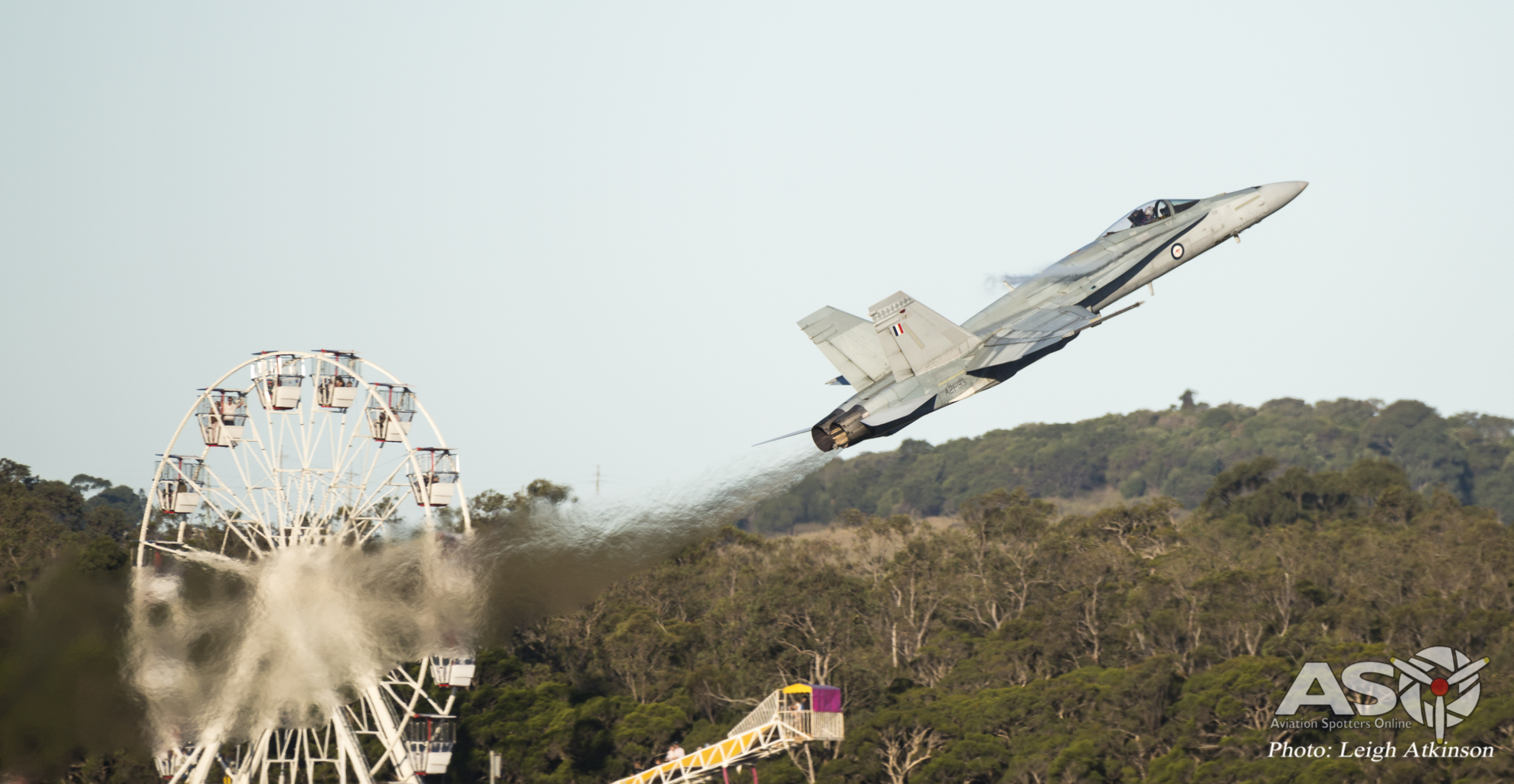 Wings Over Illawarra 2018 – Defence Showcase