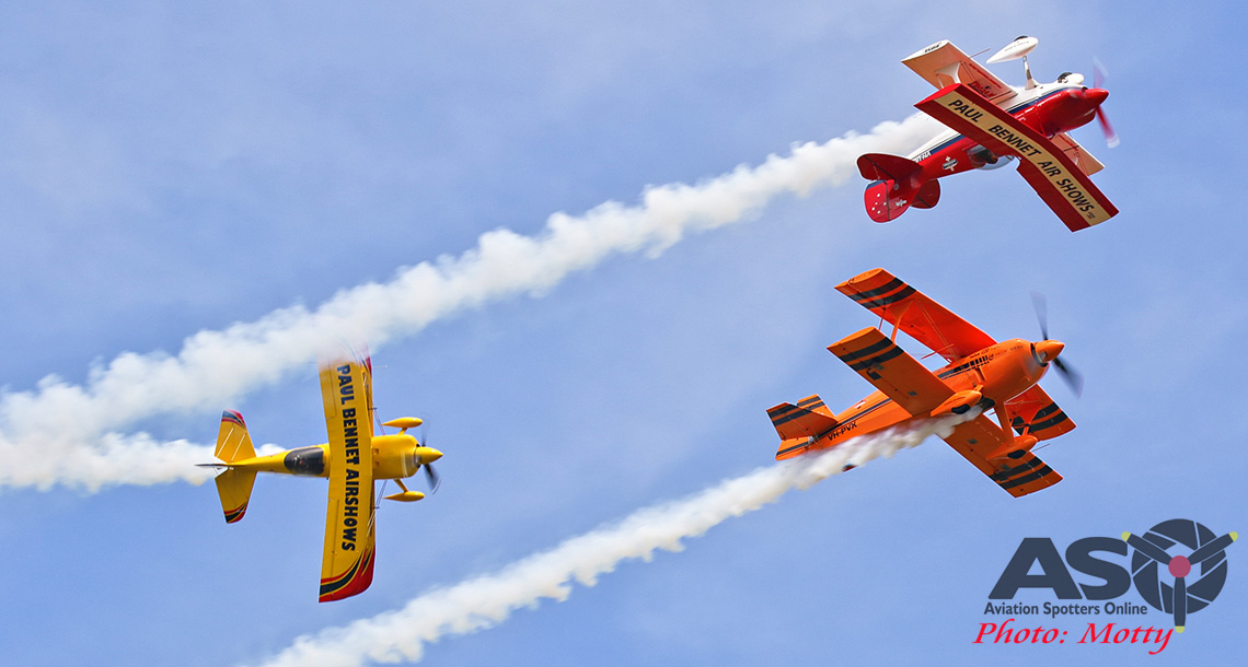 Show report: Hunter Valley Airshow 2017