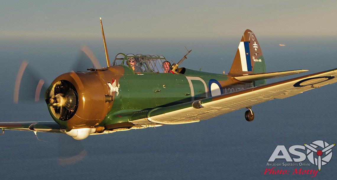 Air-to-Air with an Aussie Icon