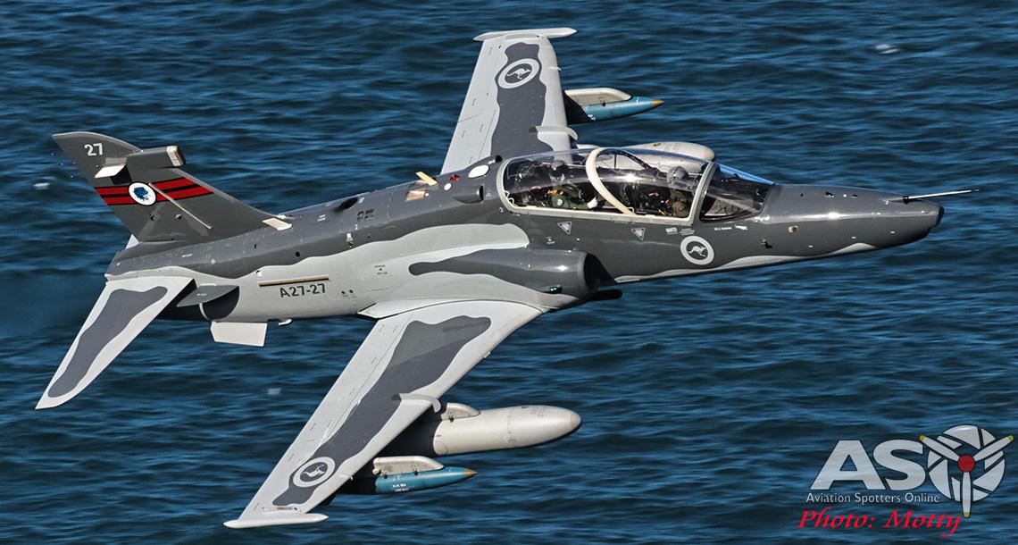 Hawk 127 LIFCAP