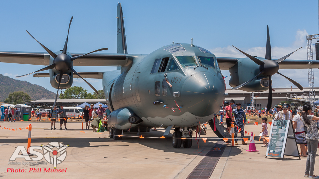 Townsville's T150 Defence Force Open Day 2016