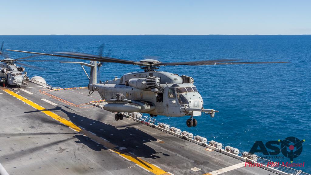 Appointment With Amphibious Assault Ship, The USS Bonhomme Richard (LHD-6)