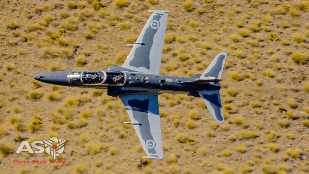 Hawks through the new Mach Loop