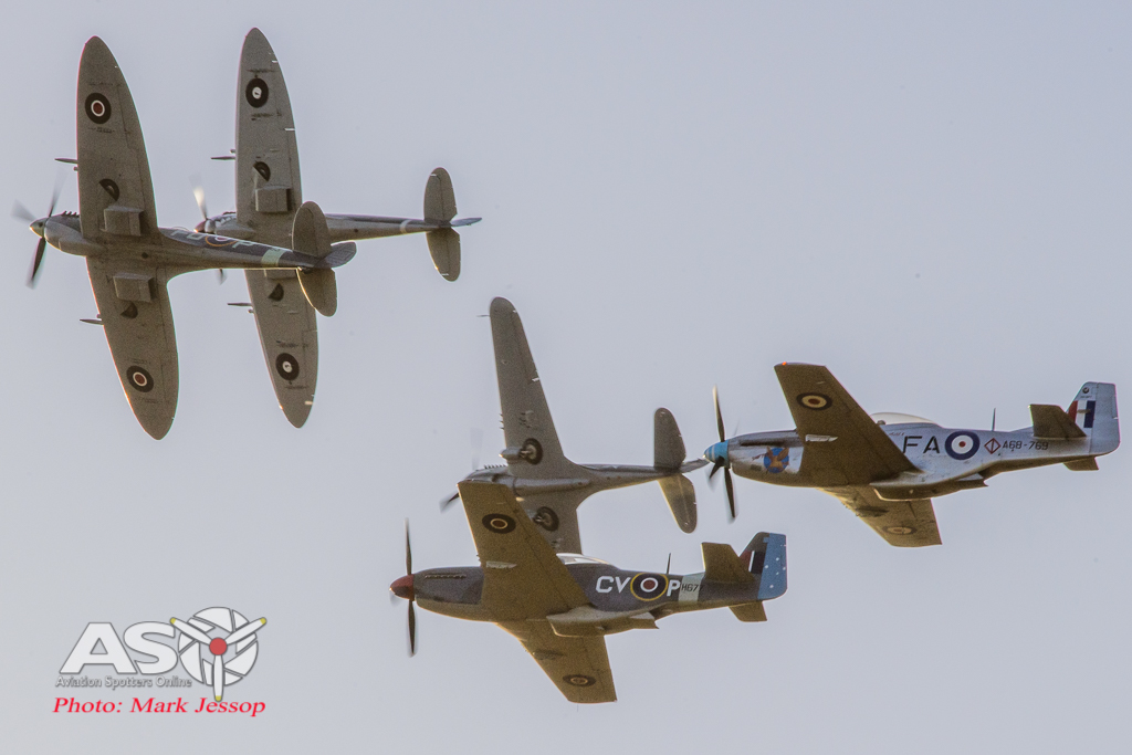 Warbirds thunder Downunder at Temora