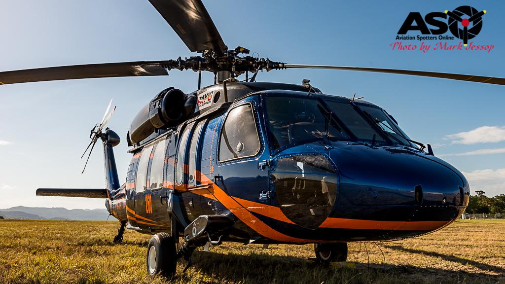 Timberline Blackhawk arrives for Australian Summer.